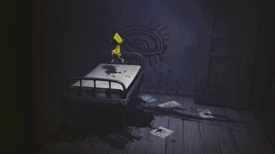 Little Nightmares – The Co-Op Couch